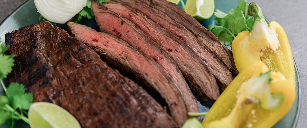 Flank Steak Carne Asada